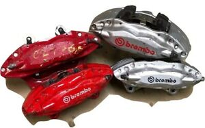 Front Rear Set Of 4 Brembo Brake Calipers 2010 11 12 13 14 2015 Camero Ss Ls3 3
