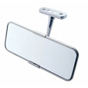 Car Truck Universal Interior Rearview Mirror Classic Antique Chevy Ford Dodg
