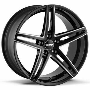 4 New 20 Staggered Rims Wheels For 2010 2011 2012 Camaro Ls Lt Rs Ss Only 5702