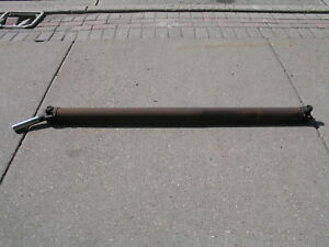 1970 Mercury Cougar Rx7 351c 4 Speed Top Loader Ford 9 Drive Shaft