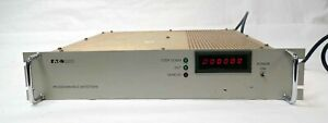 Eaton Prt 10c Programmable Ratio Transformer Bcd Output Inpedance direct 4 75 h