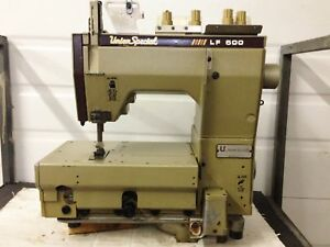 Union Special Lf 600 High Speed Two Needle Chainstitch Industrial Sewing Machine