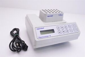 Eppendorf Thermomixer R 5355 Incubated Shaker With 1 5ml Block