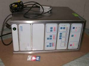 Stockert Shiley Computer Aided Perfusion System With Probes Free Ship
