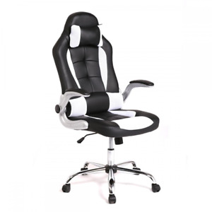 Bestmassage Office Desk Gaming Chair High Back Computer Task Swivel Executive