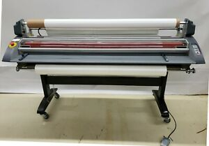 Royal Sovereign Rsh 1651 dual Hot Cold 65 Wide Format Laminator