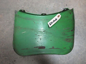 John Deere Late B Clutch Pulley Shield B3124r