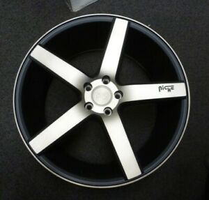 4 New 20 Staggered Rims Wheels For 2010 2011 2012 Camaro Ls Lt Rs Ss Only 5715