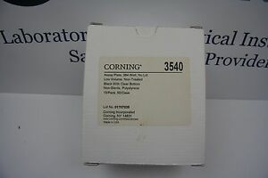 Corning 3540 Assay Plate 384 Well No Lid 10 Per Pack