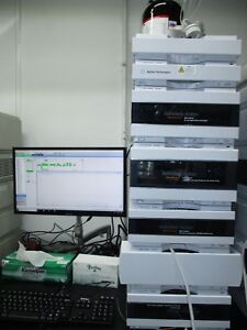 Agilent Technologies 1260 Infinity Series Dad System Hplc System With Software