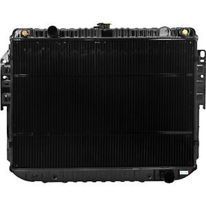 3392 Csf New Radiator For Ram Van Dodge Charger Magnum B250 Ch3010181 Ch3010177