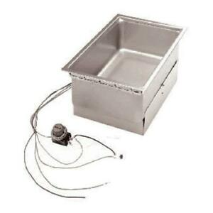 Wells Ss206t Built in Thermostatic Single Pan Warmer