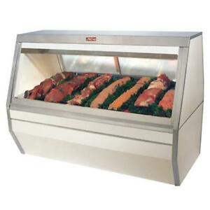 Howard Mccray Sc cms35 10 119 White Double Duty Red Meat Case