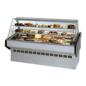Federal Sq 3cb Market Series 36 Refrigerated Bakery Case