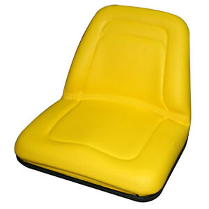 Michigan Style Universal Tractor Seat For Many Case ih Yanmar White