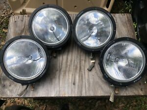 Vision X 8 7 Hid Round Off Road Lights Led