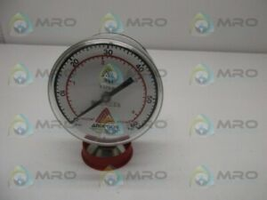 Anderson 9004056 Pressure Gauge 0 60psi New No Box