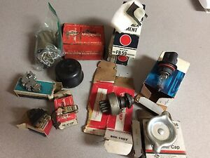 Misc Vehicle Parts Lot