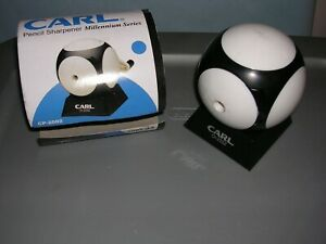 Carl Vintage Millennium Series Pencil Sharpener Cp 2002 World Cup