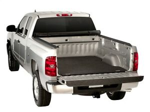 Access Covers 25010369 Truck Bed Mat Fits Ford F 150 2015 18 From Polyester