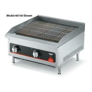 Vollrath 40728 Cayenne 12 Gas Charbroiler Grill
