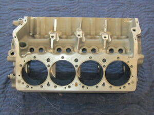 Brodix Aluminum Sbc Block Gm Chevy Drag Race Road Racing Sprint Car Usac Ump