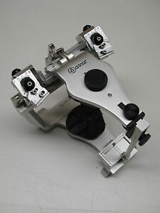 Denar D5a Fully Adjustable Dental Articulator Lab Hanau Whipmix Waterpic