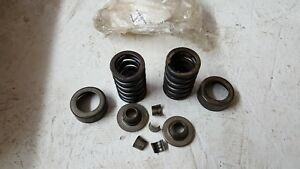 Sbc Valve Springs Retainers And Keepers New Small Block Chevy Stock Replacement