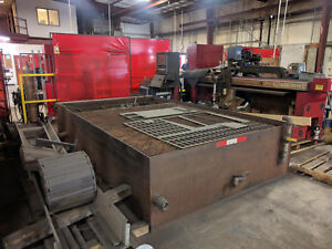 Koike Aronson Cnc Plasma Cutting Machine Withtable