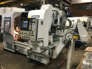 Mori Seiki Sl5a Cnc Lathe With 40 Centers Tailstock See Video Under Power