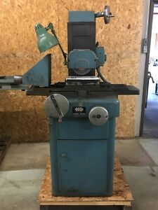 K o lee 612 Surface Grinder