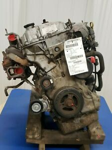 2008 Mazda Cx7 2 3 Engine Motor Assembly W Turbo Unknown Mileage No Core Charge