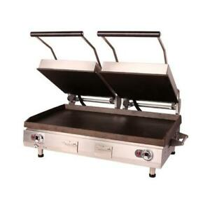 Star Manufacturing Psc28ie Pro max 28 In Smooth Sandwich Grill