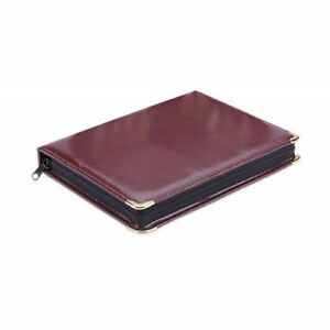 Mmf Carrying Case For Key Burgundy Vinyl mmf201504817