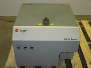 Beckman Coulter Cell Lab Quanta Flow Cytometer 629685