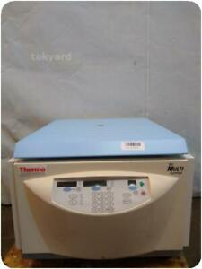 Thermo Electron Iec Multi Rf Table Top Centrifuge 220914