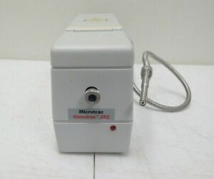 Microtrac Nanotrac 252 Particle Size Analyzer