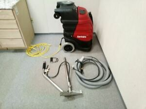 Sanitaire Sc6085b 110v 100 Psi 2 Stage Portable Carpet Extractor