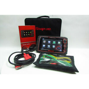 Snapon Tools Eems341 Modis Edge Diagnostic Scanner European Software Add On 18 4