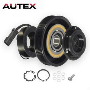 Ac Compressor Clutch Repair Kit Fit 08 10 Dodge Dakota Ram Jeep Grand Cherokee