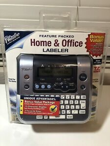New Brother P touch Model Pt 1280 Home Office Labeling System Labeler W tape