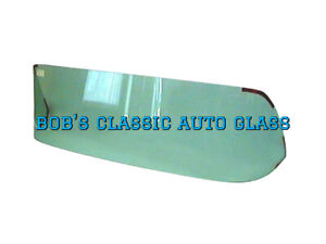 1952 1954 Ford Mercury Back Glass Classic Auto New Vintage Curved Window Merc