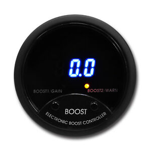 52 Mm Auto Electronic Gauge Boost Controller With Digital Display Meter Psi