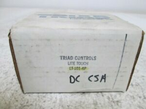 Triad Lt 101 4p Lite Touch Sensor New In Box