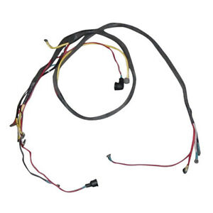 6v Main Wiring Harness 8n14401c Fits Ford Nh 8n Tractor W Generator 1950 1952