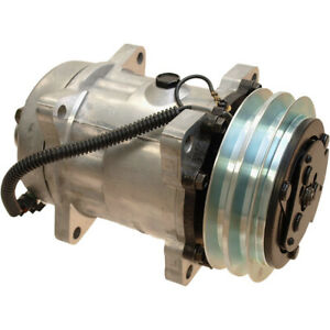 Amx10164 Compressor For John Deere 7520 8430 8440 8630 8640 Amx10236