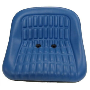 Ford New Holland Tractor Seat E2nna405aa99m bl