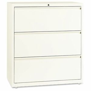 Lorell 36 Lateral File 36 X 18 X 40 3 X Drawer s For File A4 Legal