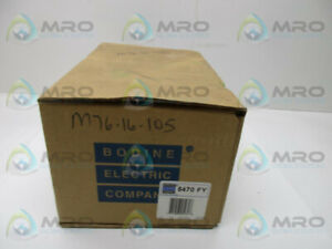Bodine Electric 30r2beci d3 Gear Motor Ratio 6 1 New In Box