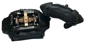 Front Left Right Calipers 2000 01 02 Mercedes benz S430 S500 Cl600 330mm